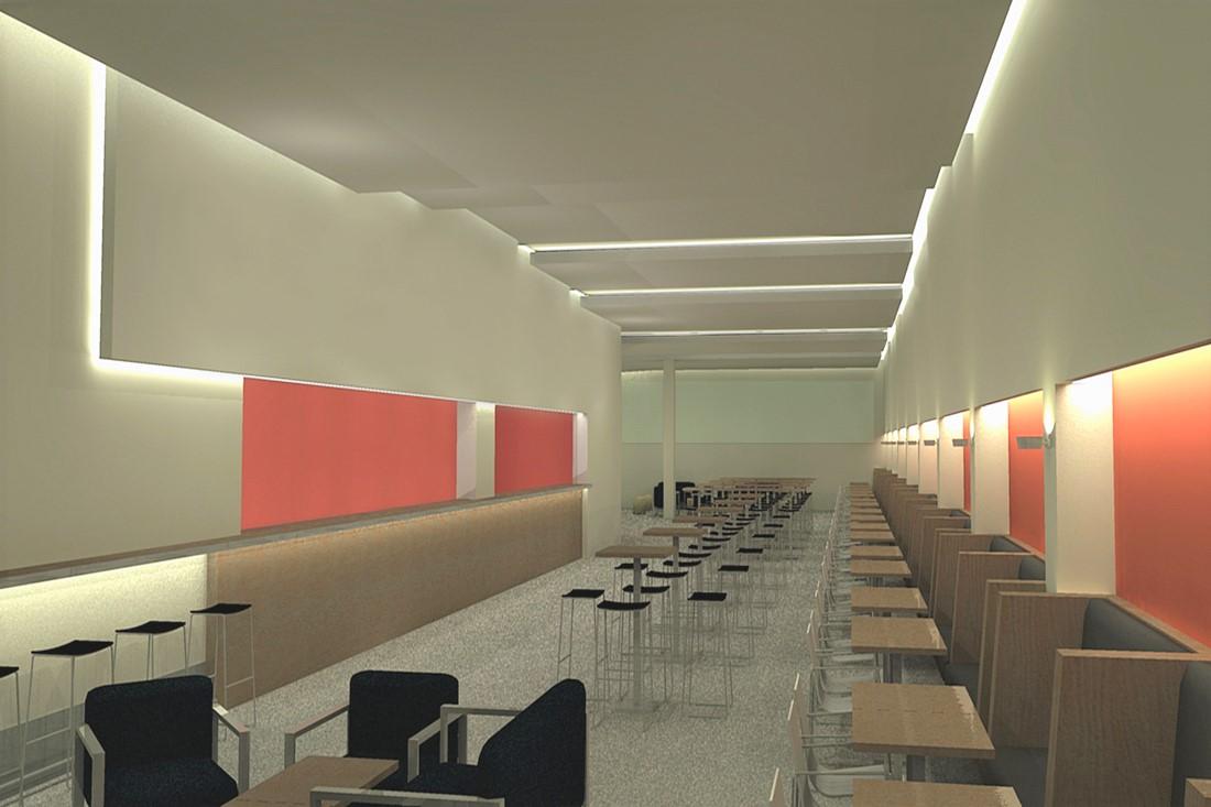 Debenture Lounge