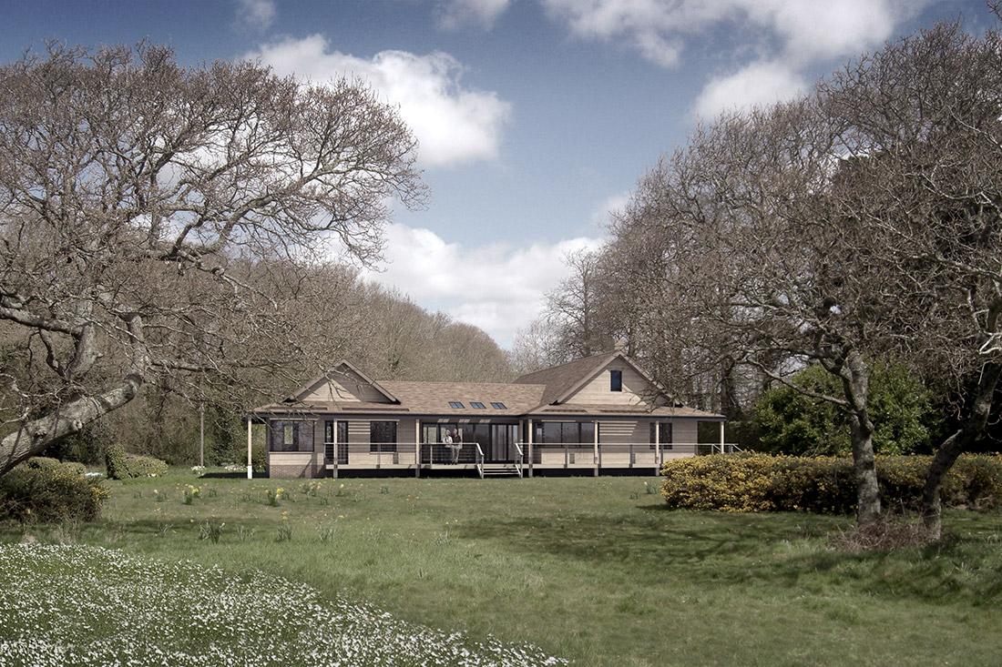 Bosham house chapman waterworth for Chapman house