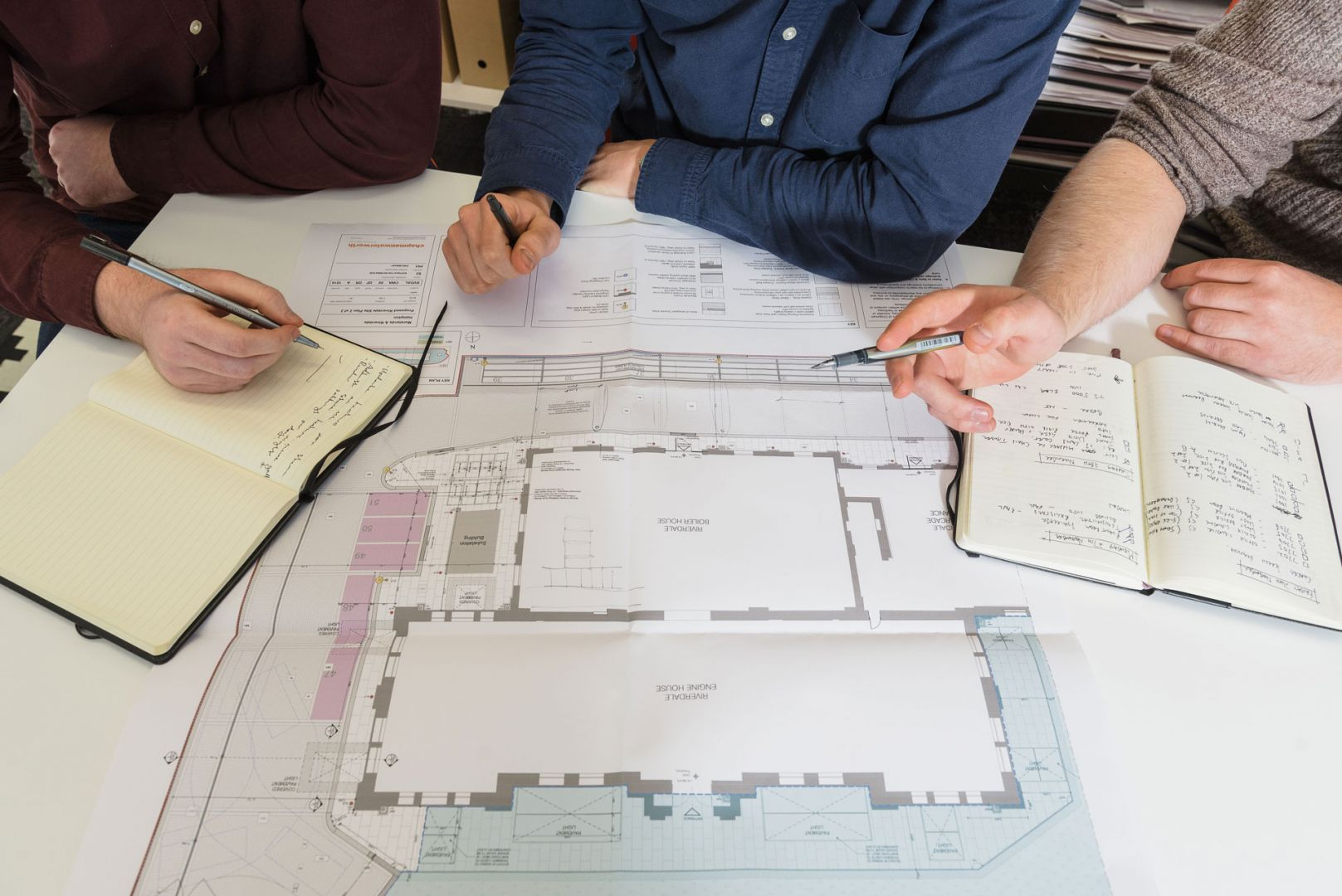 Careers at Chapman Architects